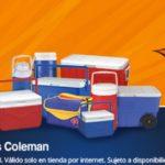 Chedraui Oferta de Hieleras Coleman