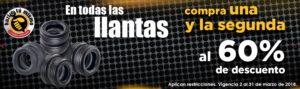 Comercial Mexicana Oferta Llantas
