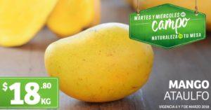 Comercial Mexicana Ofertas Martes y Miércoles del Campo Marzo 6