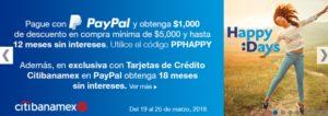 Costco Promoción PayPal Febrero 19