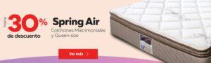 Elektra Oferta de Colchones Spring Air