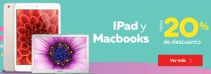 Elektra Oferta Ipad y Macbooks