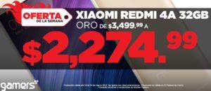Gamers Oferta Xiaomi Redmi 4a 32 GB Oro