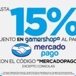 Gamers Promoción MercadoPago