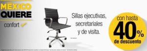 OfficeMax Oferta Sillas Ejectutivas, Secretariales y de Visita