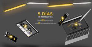 Palacio de Hierro 5 Días de Tecnología Marzo 23