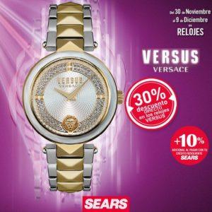 Sears Oferta Relojes Versus de Versace