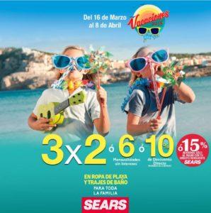 Sears Oferta Ropa de Playa y Trajes de Baño