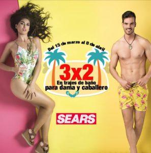 Sears Oferta Trajes de Baño