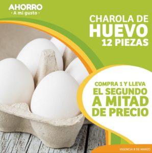 Soriana Oferta Charola de Huevo