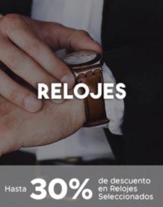 Soriana Oferta Relojes Seleccionados