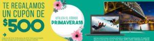 Soriana Promoción Cupón Marzo 16
