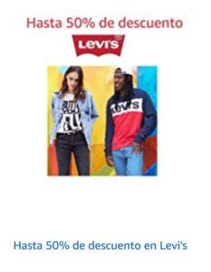 Amazon Oferta Productos Levi's