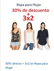 Amazon Oferta Ropa para Mujer