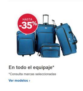 Best Buy Oferta Equipaje