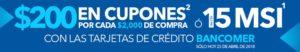Best Buy Promoción Bancomer Abril 25