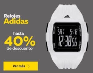 Elektra Oferta Relojes Adidas