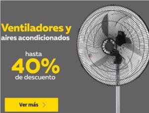 Elektra Oferta Ventiladores y Aires Acondicionados