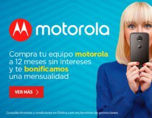 Elektra Promoción Motorola