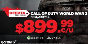 Gamers Oferta Call of Duty 2