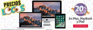 Office Depot Oferta iMac, MacBook y iPad