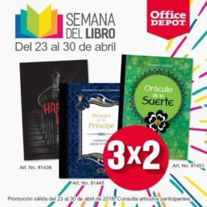 Office Depot Oferta Libros