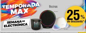 OfficeMax Oferta Bocinas Seleccionadas