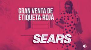 Sears Gran Venta de Etiqueta Roja