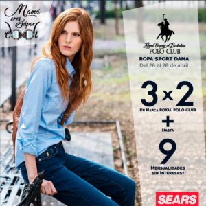 Sears Oferta Royal Polo Club