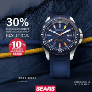 Sears Oferta Relojes Nautica