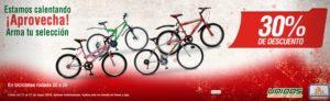 Chedraui Oferta Bicicletas