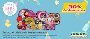 Chedraui Oferta Plásticos de Mesa y Melamina
