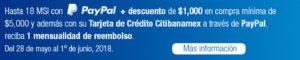 Costco Promoción PayPal