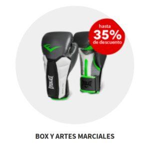 Elektra Oferta Box y Artes Marciales