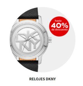 Elektra Oferta Relojes DKNY