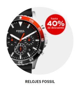 Elektra Oferta Relojes Fossil