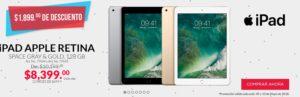Office Depot Oferta iPad Retina 128 GB