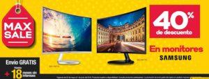 OfficeMax Oferta Monitores Samsung