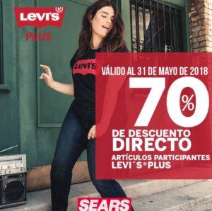 Sears Oferta Levi's Plus