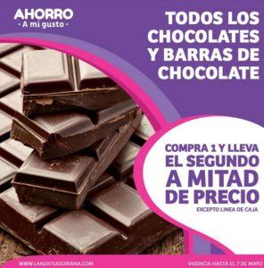Soriana Oferta Chocolate