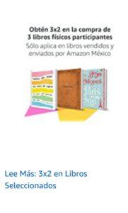 Amazon Oferta Libros Seleccionados