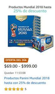 Amazon Oferta Productos Panini
