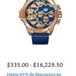 Amazon Oferta Relojes para Hombre