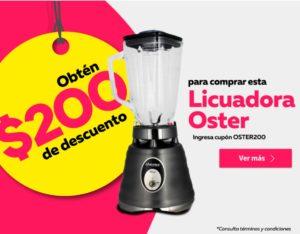 Elektra Oferta Licuadora Oster