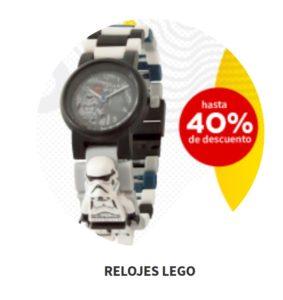 Elektra Oferta Relojes Lego