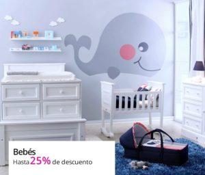 Liverpool Oferta Departamento de Bebés