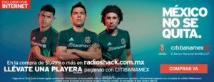 OfficeMax Promoción Playera Selección Mexicana