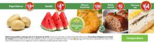 Walmart Ofertas Martes de Frescura Junio 12