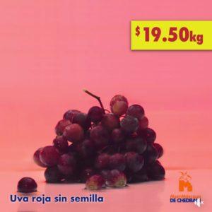 Chedraui Ofertas Frutas y Verduras Julio 3