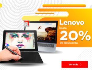 Elektra Oferta Productos Lenovo